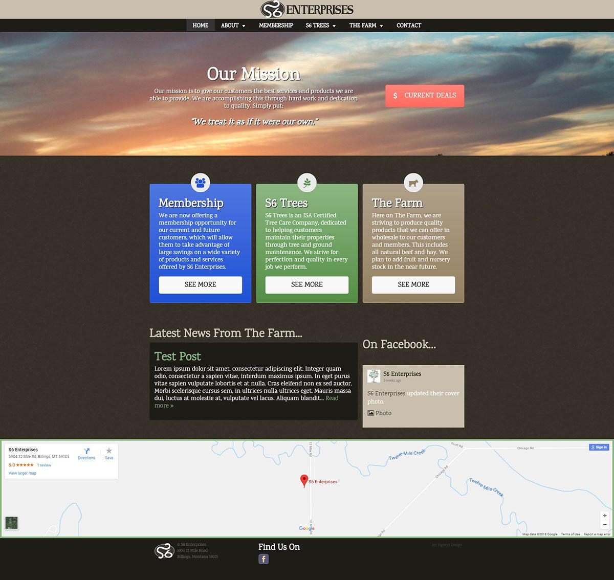 s6website